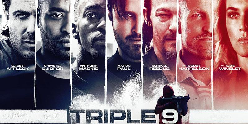 Triple-9-Poster