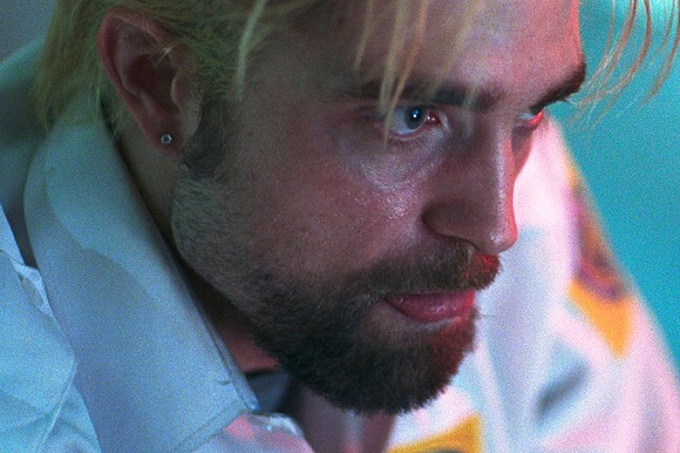 Robert Pattinson	as Connie Nikas in <em>Good Time</em>.