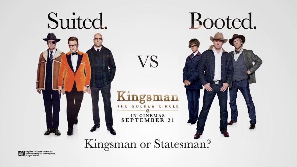 kingsman ad
